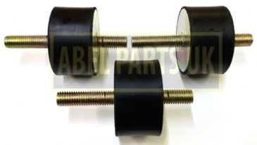 EXHAUST MOUNTING SET FOR LOADALL 535, 540, 541, 510 (PART NO. 162/02710)